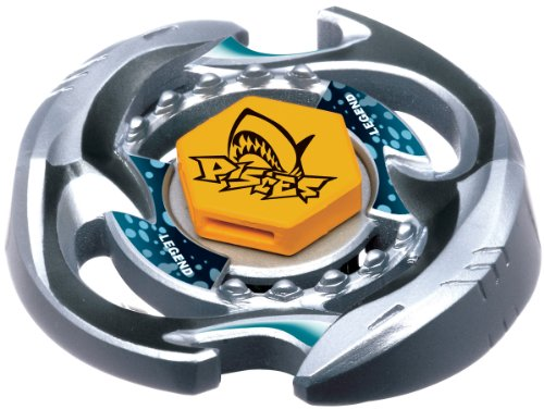 Beyblades #BB83 Japanese Metal Fusion DF145BS Premium Returns Booster Pisces Battle Top - 1