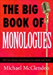 The Big Book of Monologues: 200 One-M...