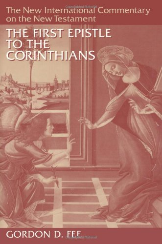 The First Epistle to the Corinthians (New International