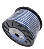 BULLZ AUDIO BSS10.200PB 10 GA 200FT Speaker Cable Wire