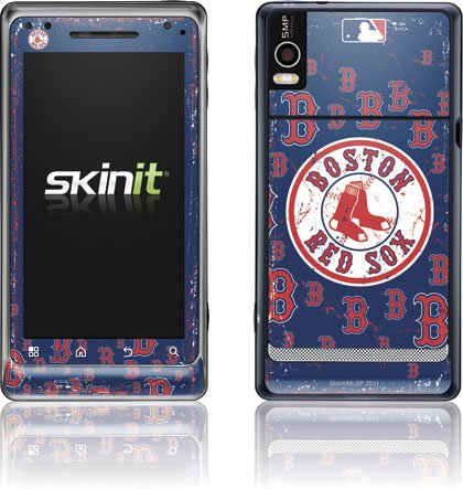 MLB - Boston Red Sox - Boston Red Sox - Secondary Logo Blast - Motorola Droid 2 - Skinit Skin zodiac gemini stellar red motorola droid 2 skinit skin