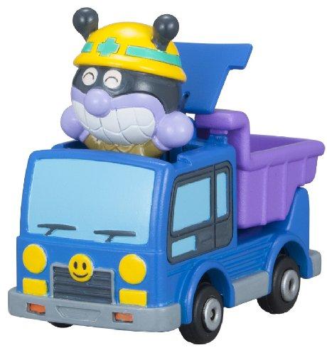 アンパンマン ミュージアム GOGO ミニカー ダンプカーとばいきんまん