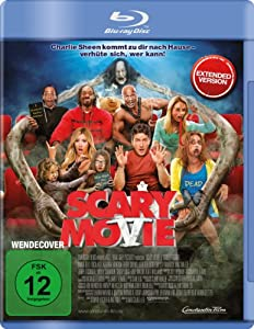 Scary Movie 5 [Blu-ray]