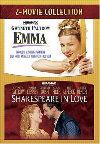 Cover art for  Emma / Shakespeare in Love