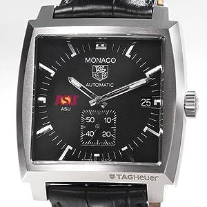 Arizona State University TAG Heuer Watch - Mens Monaco Watch at M.LaHart by TAG Heuer