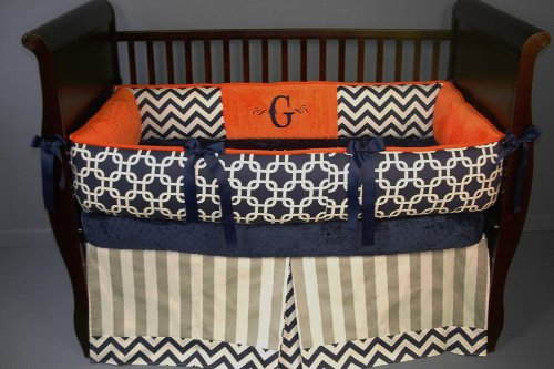 Luxurious Baby Bedding front-761577