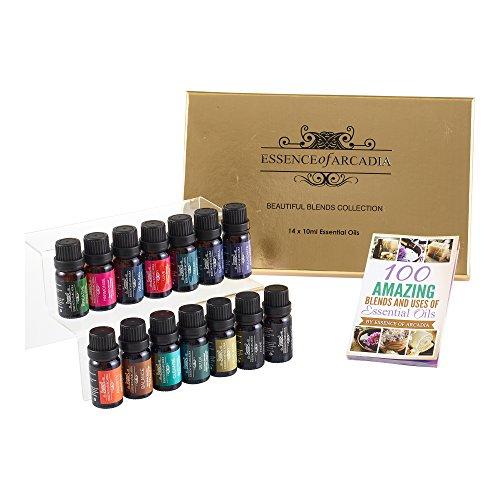 set-14-melanges-dhuile-essentielle-aromatherapie-essence-of-arcadia-luxe-et-kit-set-debutant-huile-e