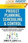 Project Planning, Scheduling, and Con...