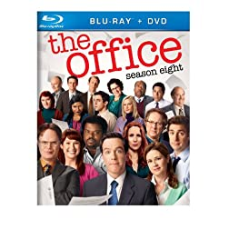 The Office: Season Eight [Blu-ray]