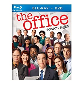 The Office: Season 8 (Blu-ray & DVD Combo Disc + UltraViolet)