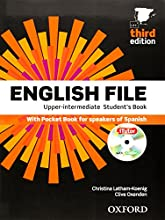 English File Upp Intermediate Student's Book+Itutor+Pb Pack 3rd Edition (English File Third Edition)