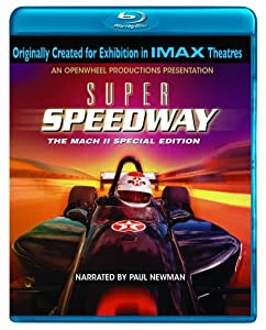 Super Speedway [Blu-ray] [1997] [US Import]