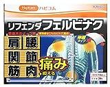 【第2類医薬品】ハピコム リフェンダフェルビナク 28枚