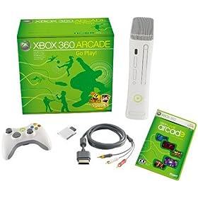 Amazon - Xbox 360 Arcade System with Lego Batman Game - $199.99