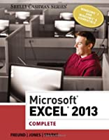 Microsoft Excel 2013: Complete Front Cover