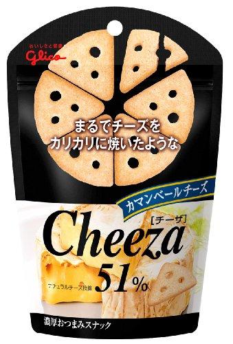 グリコ チーザ カマンベールチーズ 38g×10個