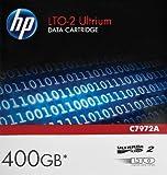 HP C7972A 200/400GB LTO-2 Ultrium Data Cartridge