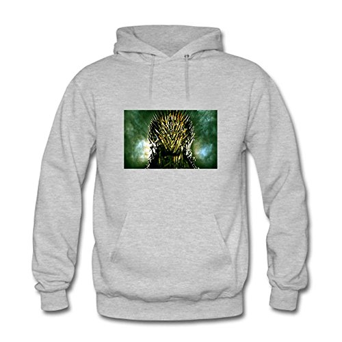 Womens Hoodies Iron Throne - Game of Thrones Sweatshirts XXXL
