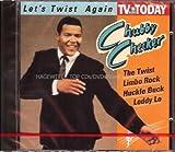 Chubby Checker Let's twist again (16 tracks)