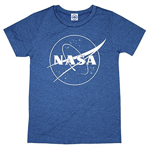 Hank Player Nasa 1 Color Logo Men S T Shirt Import It All
