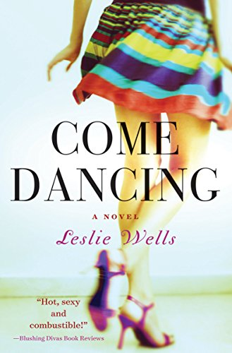"Julia is a book-loving publisher's assistant. Jack is a famous British rock star. ""Opposites attract"" is an understatement.  Come Dancing by Leslie Wells, 4.5 stars – $0.99"