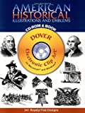 American Historical Illustrations and Emblems CD-ROM and Book (Dover Electronic Clip Art)