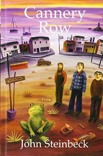 Cannery Row (Longman Literature Steinbeck)