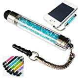 No1accessory new blue crystal shaft stylus pen for MOTOROLA SM3428AE7B1 Xoom 2 Media Edition HD Tablet PC - 16GB