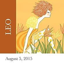 Leo: August 05, 2015  by Tali Edut, Ophira Edut Narrated by Lesa Wilson