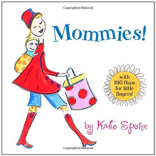 Mommies! (Board Books) front-919357