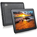 10.1'' Quad Core Google Android 4.4 KitKat Tablet Computer PC Dual Camera,HD 1024x600 Multi-touch Screen,8GB Nand Flash,Bluetooth,Google Play Pre-loaded,Wifi (Black)
