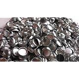 30 Caliber Aluminum Gas Checks (.0145 Thickness)