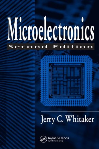 Microelectronics 2nd Edition (Electronics Handbook Series)