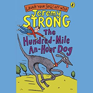The Hundred-Mile-an-Hour Dog Audiobook