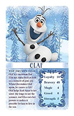 Top Trumps Frozen