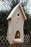 vogelhaus selber bauen mit einem vogelhaus bausatz. Black Bedroom Furniture Sets. Home Design Ideas