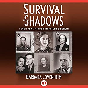 Survival in the Shadows Audiobook
