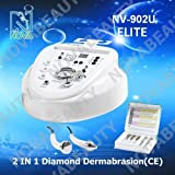 NV-902U ELITE 2 FUNCTIONS IN 1 NOVA NEWFACE DIAMOND MICRODERMABRASION PEELING MACHINE
