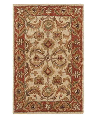 Surya Ancient Treasures Rug, Desert Sand, 2' x 3'