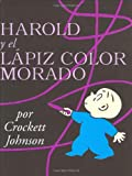 Harold y el lapiz color morado (0060253320) by Johnson, Crockett