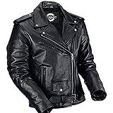 Nomad USA Classic Biker Jacket (XL)