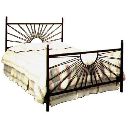 Antique Wrought Iron Headboards