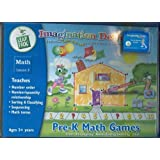 Leap Frog Imagination Desk Pre-k Math Games