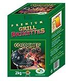 OUTDOORCHEF Cocochef Premium Grill Briketts