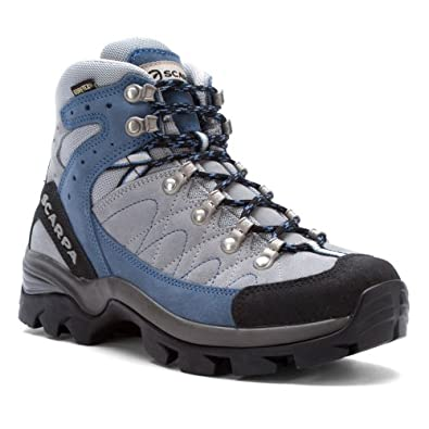 Scarpa Kailash GTX Boot - Women's Pewter / Jeans 38.5