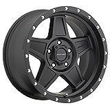 Pro Comp Alloys Series 35 Predator Wheel with Satin Black Finish (17x8.5