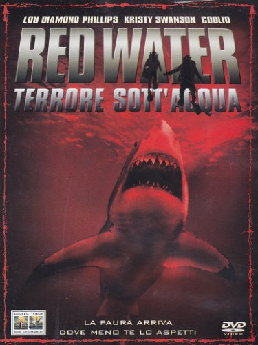 Red water - Terrore sott'acqua [IT Import]
