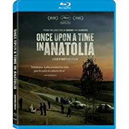 Once Upon a Time in Anatolia [Blu-ray]