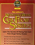 img - for Wholesale/retail Cash Flow System (learn the secrets of making fast cash from single family houses) book / textbook / text book