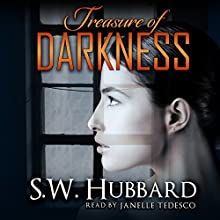 Treasure of Darkness: Palmyrton Estate Sale Mystery Series, Book 2 Audiobook by S.W. Hubbard Narrated by Janelle Tedesco